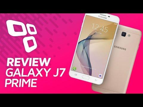Samsung Galaxy J7 Prime- Review / Análise - TecMundo