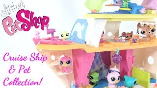 Toy Review: LPS Cruise Ship Playset Unboxing PLUS Teensies, Pet Pairs, & More LPS Pets!