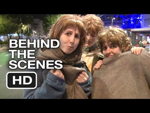 The Hobbit - Production Video #10 - Premiere (2012) Peter Jackson Movie HD
