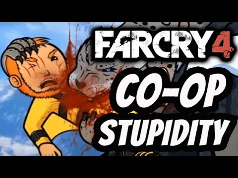 Two Best Friends Play - Far Cry 4 CO-OP STUPIDITY!
