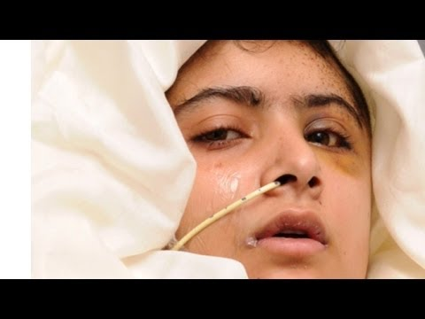 Malala Yousafzai, 16, and Her Miraculous Story of Surviving Being Shot by the Taliban
