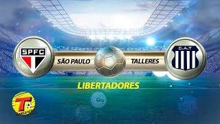 AO VIVO LIBERTADORES - SÃO PAULO X TALLERES - 13/02/2019