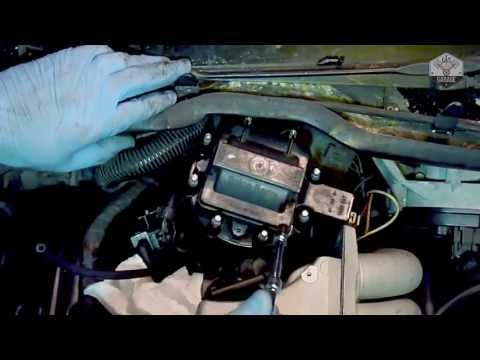 How To Change A Distributor Cap & Rotor Cap On A Corvette