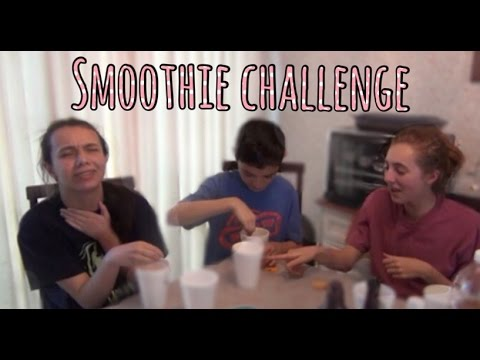 SMOOTHIE CHALLENGE - R and A Films