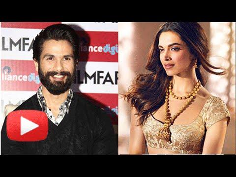 Deepika Padukone To Romance Shahid Kapoor In Padmawati | Ranveer Singh