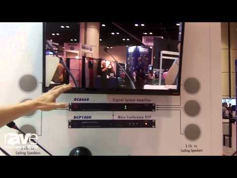 InfoComm 2015: Xavtel Showcases SENATOR Fully Digital Networked DSP Conference System