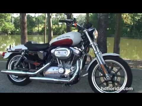 Used 2011 Harley Davidson Sportster Superlow Motorcycles for sale - Crystal River, FL