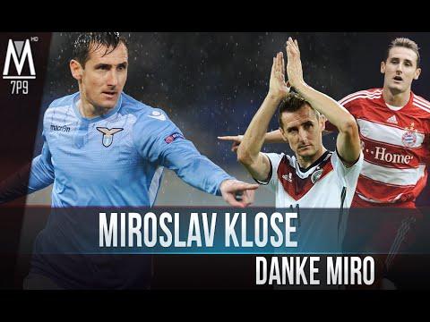 Miroslav Klose - DANKE MIRO!