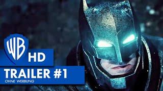 BATMAN V SUPERMAN: DAWN OF JUSTICE - Trailer F1 Deutsch HD German