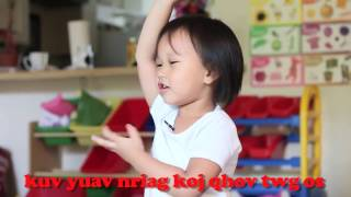 Hmong kids song