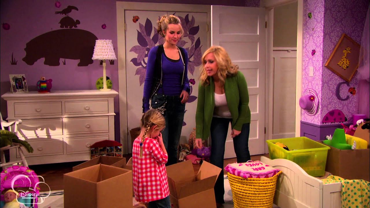 good luck charlie duncan dream house youtube. Black Bedroom Furniture Sets. Home Design Ideas