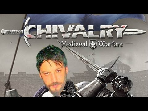 Chivalry Medieval Warfare Türkçe  | Kelle Uçurmaca | Bölüm 1