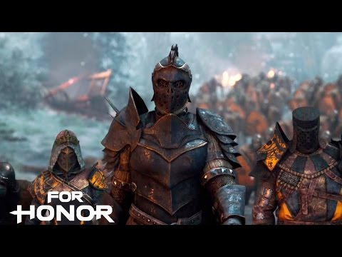 For Honor Trailer: The Warlord Apollyon - Story Campaign Gameplay