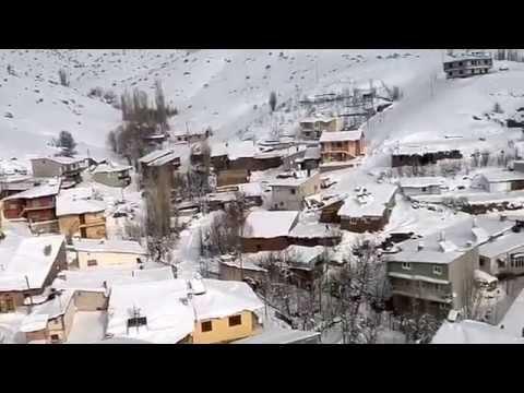 Yeniköy cami minare den köy manzarası 011 04 14