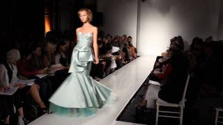 DOUGLAS HANNANT S/S 2011 FASHION SHOW - VIDEO BY XXXX MAGAZINE