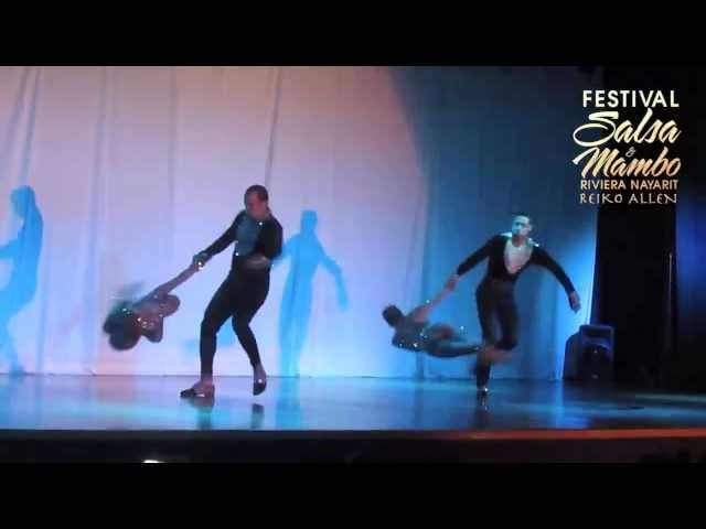 Zafire Dance Project - Sunday/Domingo | Riviera Nayarit Salsa & Mambo Festival 2013