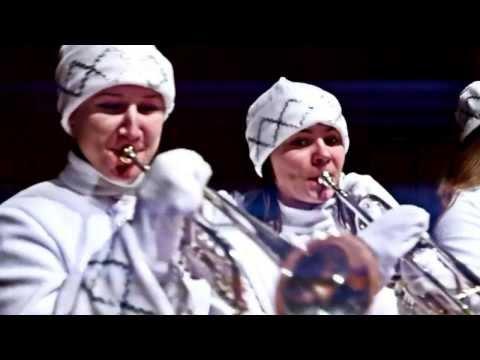 Женский Оркестр и Оркестр Снегурочек