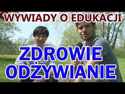 Agnieszka Piskała - Wywiad O Zdrowym Odżywianiu MaturaToBzdura