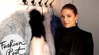 Garderobe-snageren: På besøg hos Cathrine Saks