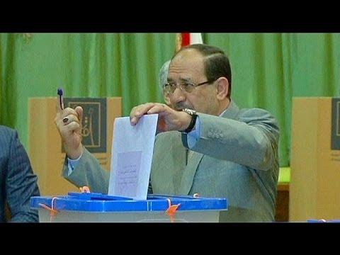 Preliminary results give al-Maliki win in Iraq