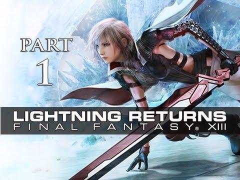 Lightning returns final fantasy xiii 3 movie version part 6 leading lady