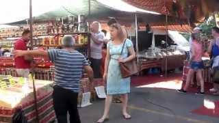 Kemer Akşam Bazaar Turkey