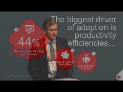Unlocking business potential with M2M adoption - Justin Nelson | CIO Summit 2015