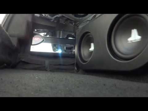 Som de qualidade - JL Audio 10w0v3 + Focal FP 1.800