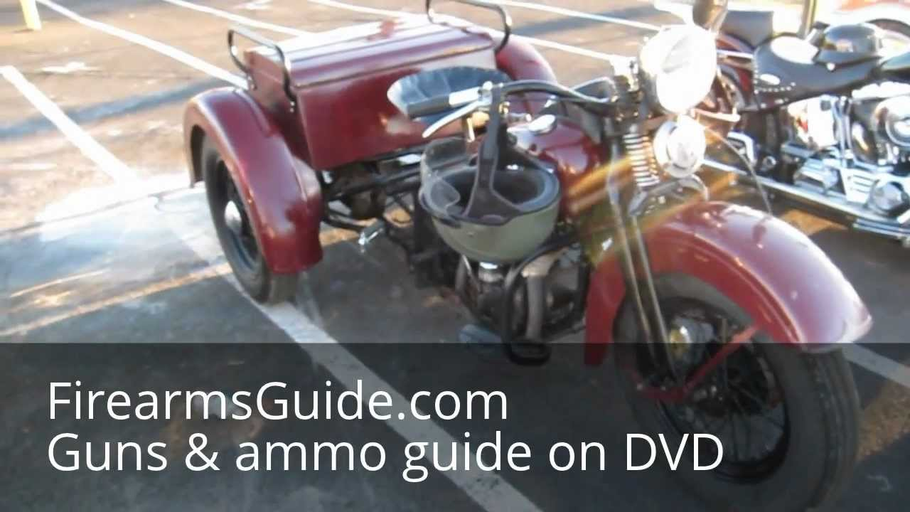 3 Wheeled Motorcycles >> Classic bikes - 1934 Harley-Davidson 3-wheel Servi-Car with springer forks - YouTube