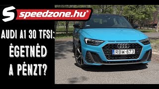 Audi A1 30 TFSI teszt