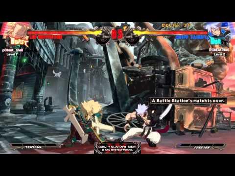 Guilty Gear Xrd -sign- First Online Match ! (anal Rape) video