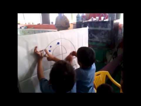 IDEAS PARA DAR CLASES A NIÑOS DE 4 A 5 AÑOS