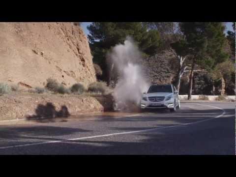 2012 Mercedes-Benz GLK Trailer