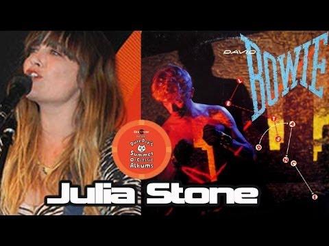 Julia Stone - David Bowie's Lets Dance Album - Live