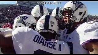 College Football Georgia Bulldogs Vs The TCU Horned Frogs Liberty Bowl