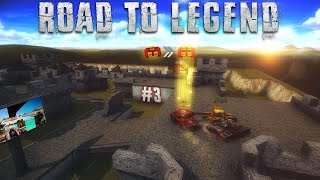 Road To Legend №3 by JOE | Tanki Online