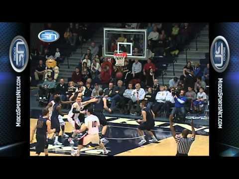 SCSU at Augustana Men's Basketball