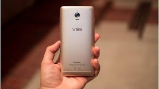 Lenovo Vibe P1 Turbo Launched | Price & Specification Revealed