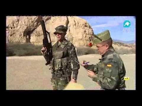 La Legion Española -  Ayer y Hoy