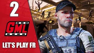 WORLD WAR Z Gameplay Let's play fr - EPISODE 2 JERUSALEM