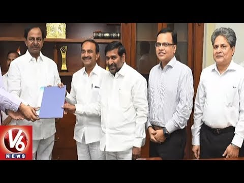 CM KCR To Meet Teachers Union And RTC Staff Today At Pragathi Bhavan | V6 News