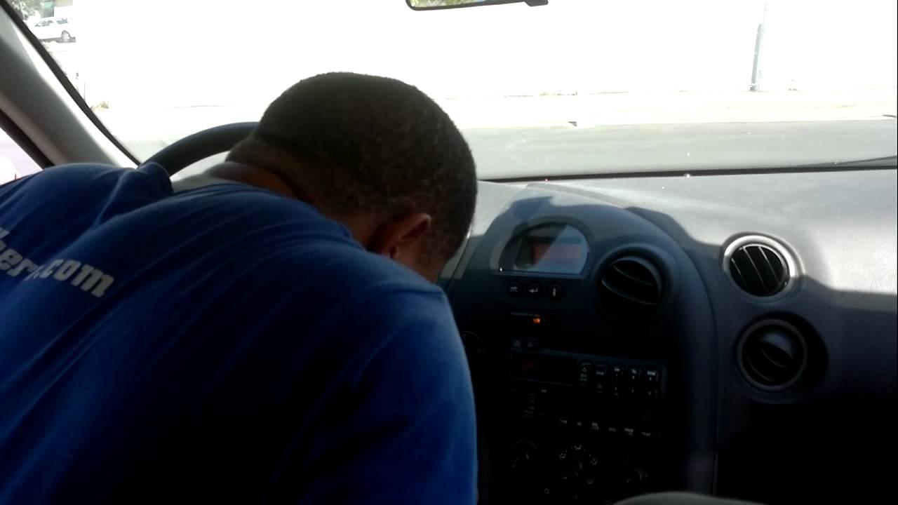 Breathalyzer In Car >> DUI Breathalyzer Test Before Starting Car - YouTube