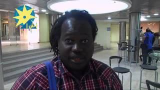 بالفيديو: الأفارقة بالأقصر: سعداء بوجودنا فى مصر بلد الحضارة والتاريخ
