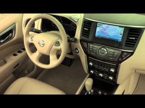 2013 Nissan Pathfinder, анонс