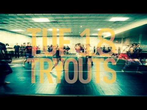 TUF 18 Tryouts