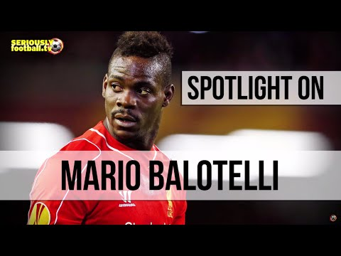 Mario Balotelli - Spotlight On