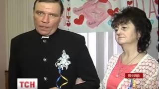 У Вінниці побралися боєць батальйону «Київська Русь» та волонтерка