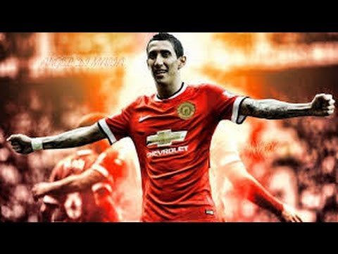Angel Di Maria - Manchester United - Amazing Goals & Skills - 2015 - HD