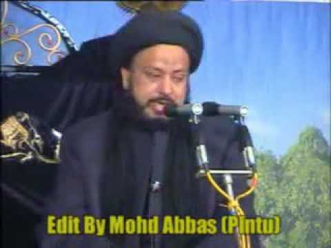 Late Maulana Athar Abbas Rizvi Majlis
