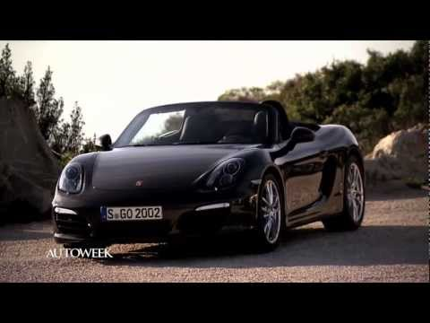2012 Porsche Boxster: A closer look - Autoweek TV
